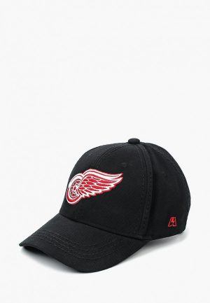 Бейсболка Atributika & Club™ NHL Detroit Red Wings
