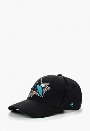 Бейсболка Atributika & Club™ NHL San Jose Sharks