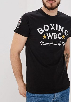 Футболка adidas Combat BOXING TEE WBC Champion Of Hope