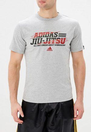 Футболка adidas Combat Jiu-Jitsu