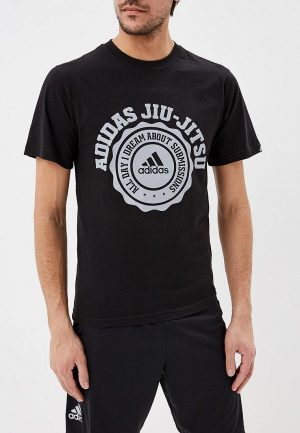 Футболка adidas Combat Leisure All Day Tee Jiu-Jitsu