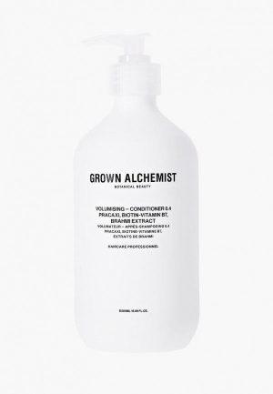 Кондиционер для волос Grown Alchemist для придания объема 500 мл