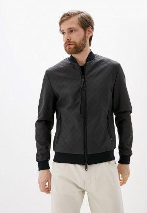 Куртка кожаная Antony Morato с брелоком