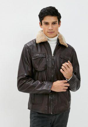 Куртка кожаная Deercraft Dunce