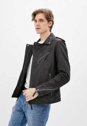 Куртка кожаная Oakwood SOLDIER