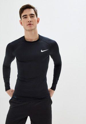Лонгслив спортивный Nike M NP TOP LS TIGHT MOCK