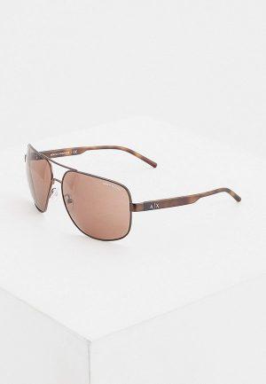 Очки солнцезащитные Armani Exchange 0AX2030S 610673