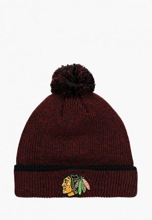 Шапка Atributika & Club™ NHL Chicago Blackhawks