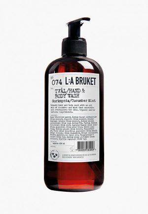 Жидкое мыло La Bruket 074 GURKMYNTA/CUCUMBER MINT 450 мл